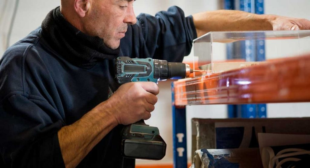 The Best Cordless Hammer Drill